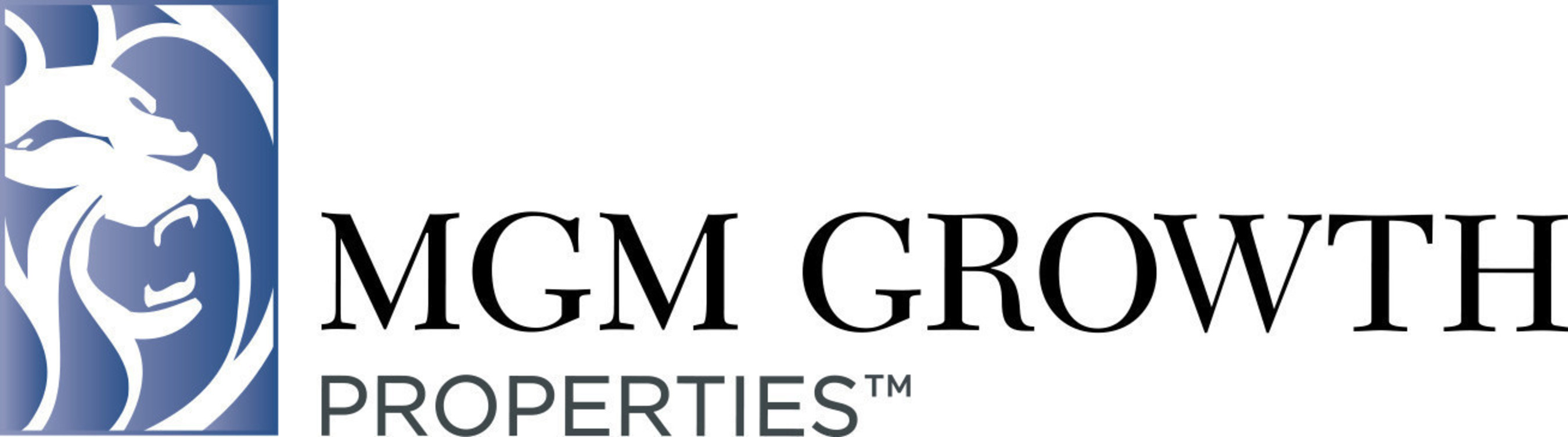 MGM Growth Properties Operating Partnership LP Logo