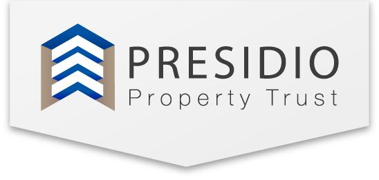 Presidio Property Trust Company Logo