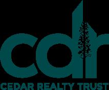 Cedar Realty Trust, Inc. Company Logo