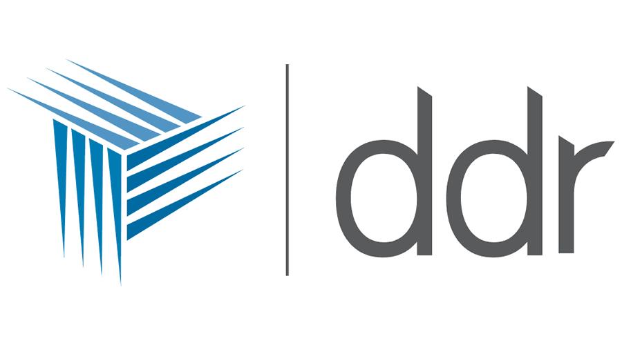 DDR Corp. Company Logo