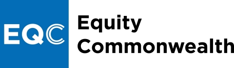 Equity Commonwealth Company Logo