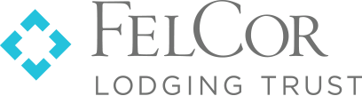 FelCor Lodging Trust Incorporated Company Logo