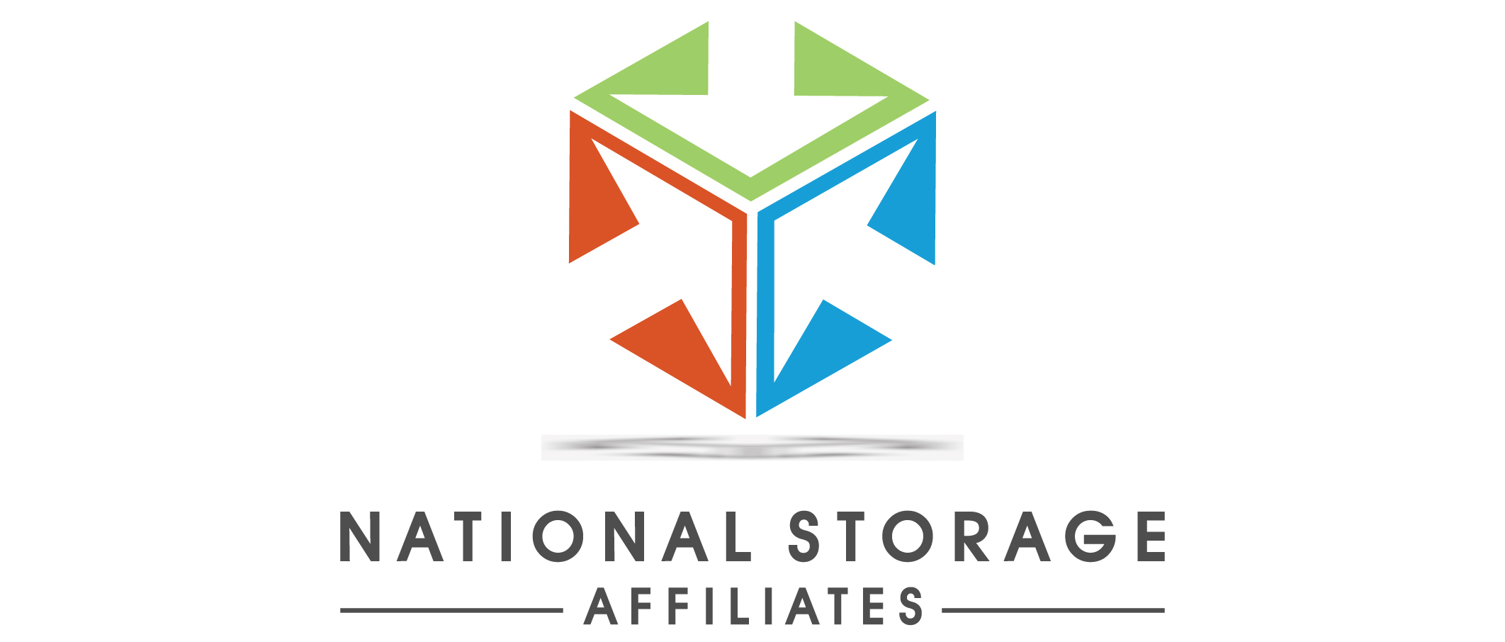 National Storage Affiliates Trust Company Logo