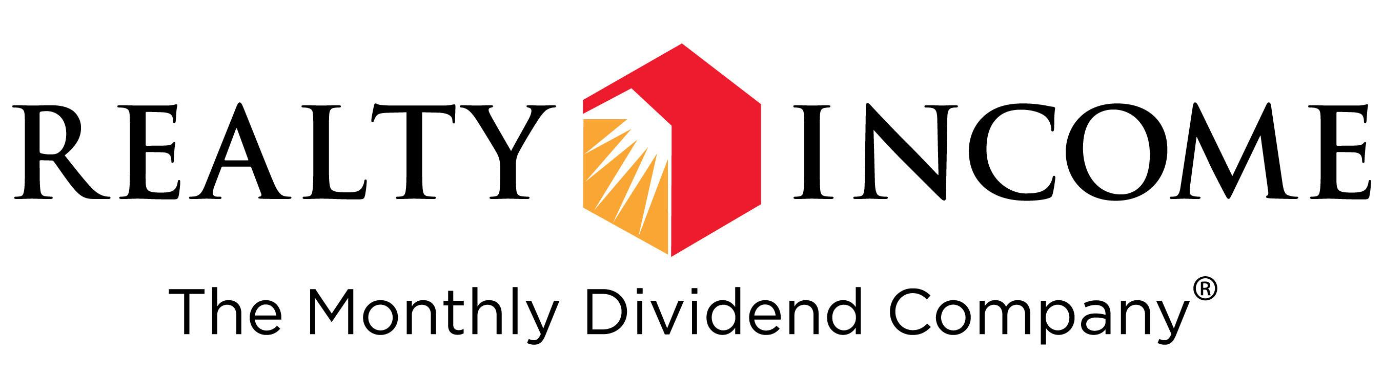 Realty Income Corp Company Logo