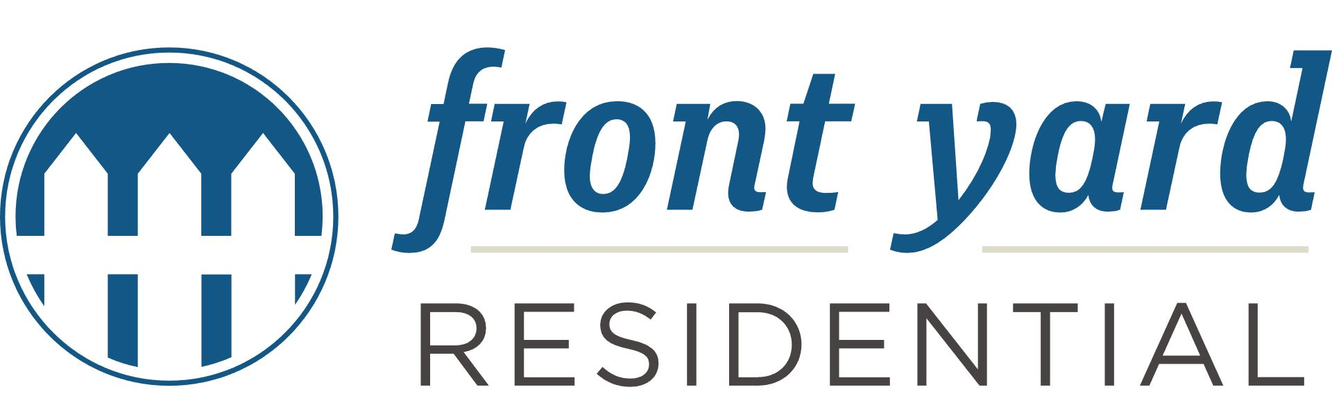 Front Yard Residential Company Logo