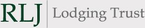 RLJ Lodging Trust Logo