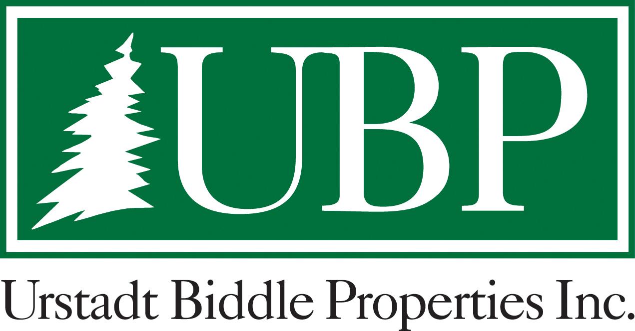 Urstadt Biddle Properties Inc Logo