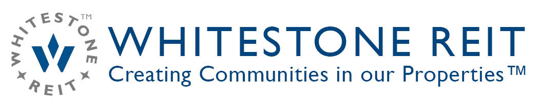 Whitestone REIT, Inc. Logo